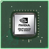 Nvidia GeForce GTS 250M Chipset