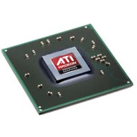 ATI Mobilty Radeon HD 4650 Chip
