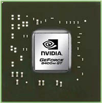 NVIDIA GeForce 8400M GT